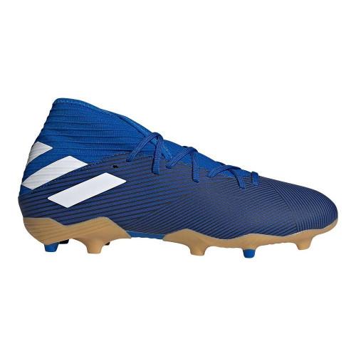 Бутсы футбольные Adidas Nemeziz 19.3 FG, синий
