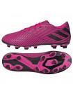 Бутсы футбольные Adidas Nemeziz 19.4 FxG, фиолетовый
