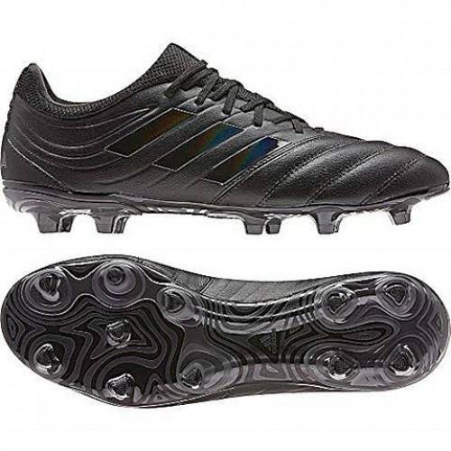 Бутсы футбольные Adidas Copa 19.3 FG, черный/черный