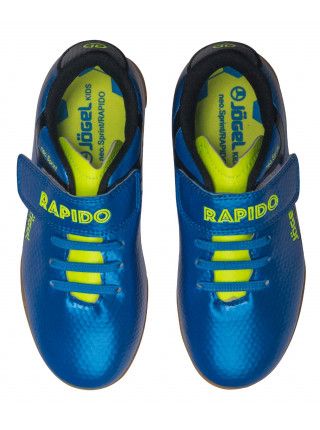 Бутсы зальные (футзалки) Jögel Rapido JSH4001-K, синий