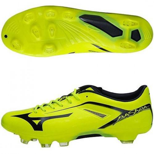 Бутсы футбольные Mizuno Basara 001 TC, желтый