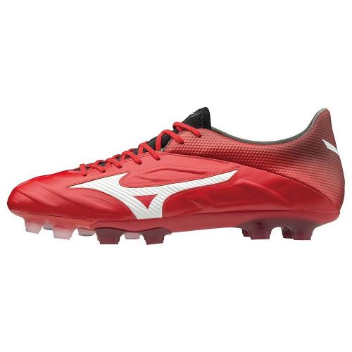 Бутсы футбольные Mizuno Rebula 2 V1, красный