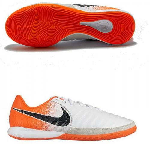 Бутсы футзальные Nike Tiempo Lunar LegendX 7 Pro IC, белый