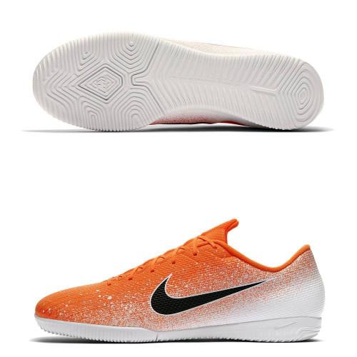 Бутсы футзальные Nike Mercurial VaporX XII Academy IC, оранжевый