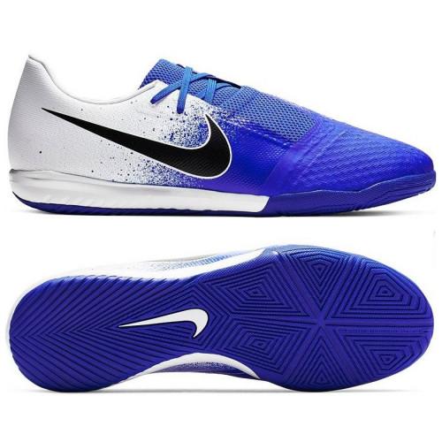 Бутсы футзальные Nike Phantom Venom Academy IC, синий
