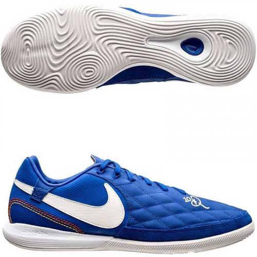 Бутсы футзальные Nike TiempoX Lunar Legend 7 Pro 10R IC, синий