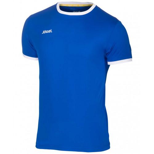 Футболка футбольная Jögel JFT-1010-071, синий/белый