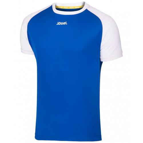 Футболка футбольная Jögel JFT-1011-071, синий/белый, детская