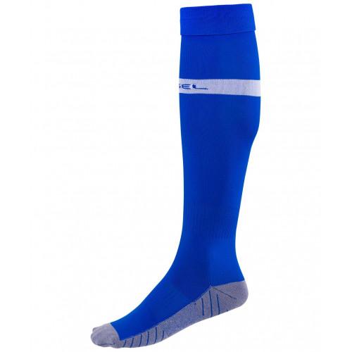 Гетры футбольные Jögel JA-003, синий/белый
