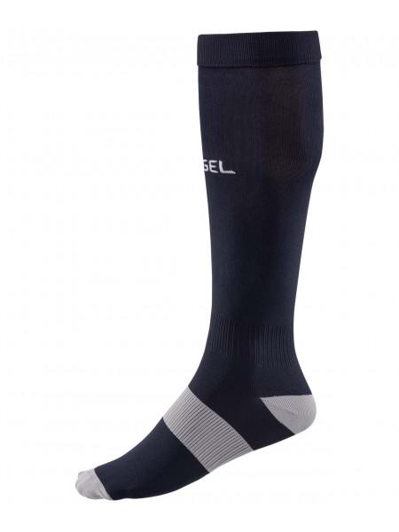 Гетры футбольные Jögel Essential JA-006, черный/серый