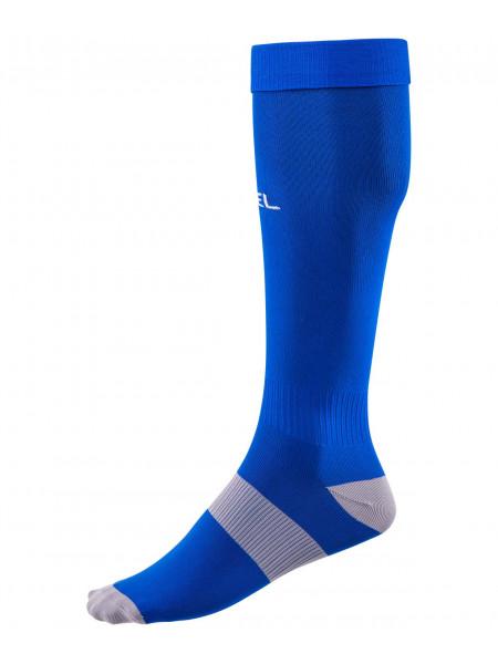 Гетры футбольные Jögel Essential JA-006, синий/серый