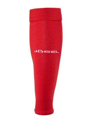 Гольфы футбольные Jögel JA-002, красный/белый