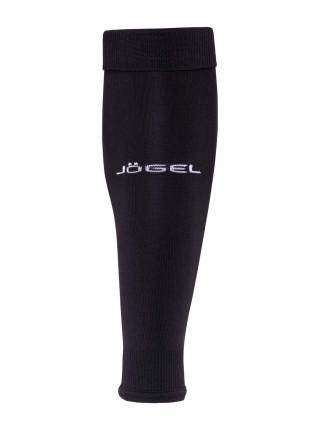 Гольфы футбольные Jögel JA-002, черный/белый