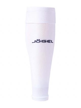 Гольфы футбольные Jögel JA-002, белый/темно-синий