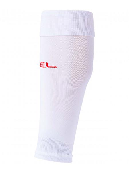 Гольфы футбольные Jögel JA-002, белый/красный
