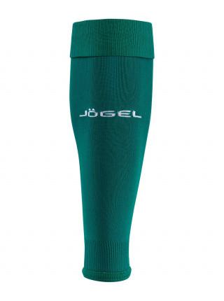 Гольфы футбольные Jögel JA-002, зеленый/белый