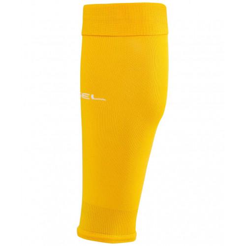 Гольфы футбольные Jögel JA-002, желтый/белый