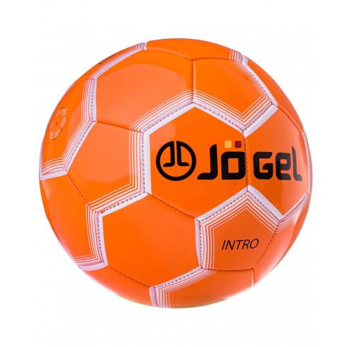 Мяч футбольный Jögel JS-100 Intro №5, оранжевый