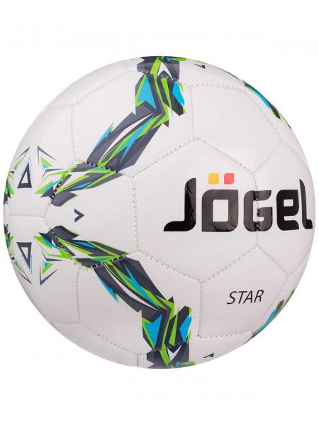 Мяч футзальный Jögel JF-210 Star №4