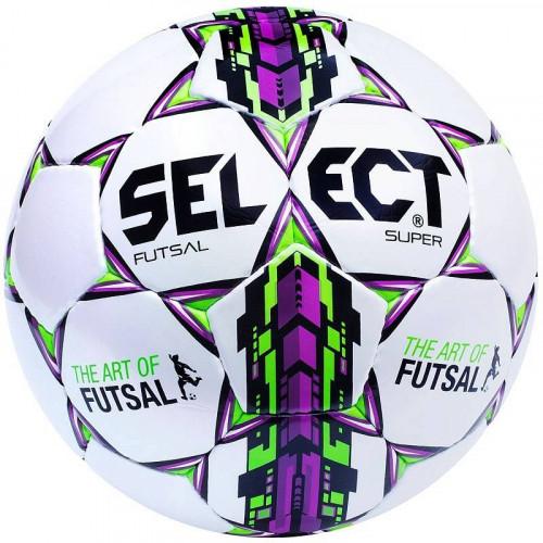 Мяч минифутбольный Select Futsal Super 2008 FIFA