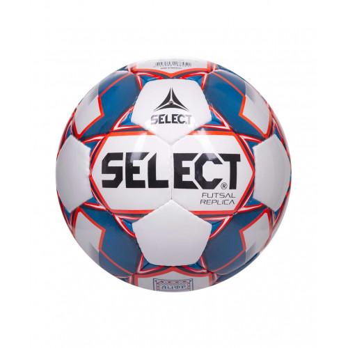 Мяч футзальный Select Replica АМФР РФС бел/син/красный