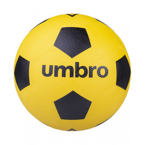 Мяч футбольный Umbro Urban 20628U №5, желтый/черный/белый