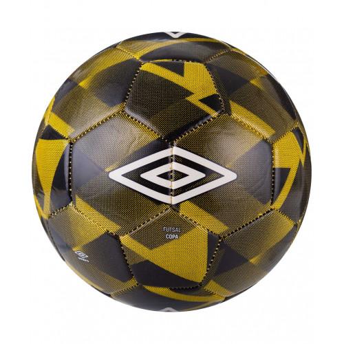 Мяч футзальный Umbro Copa 20993U, №4, желтый/белый/черный