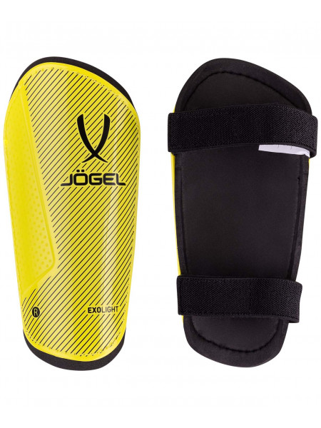 Щитки футбольные Jögel JA-201, черный