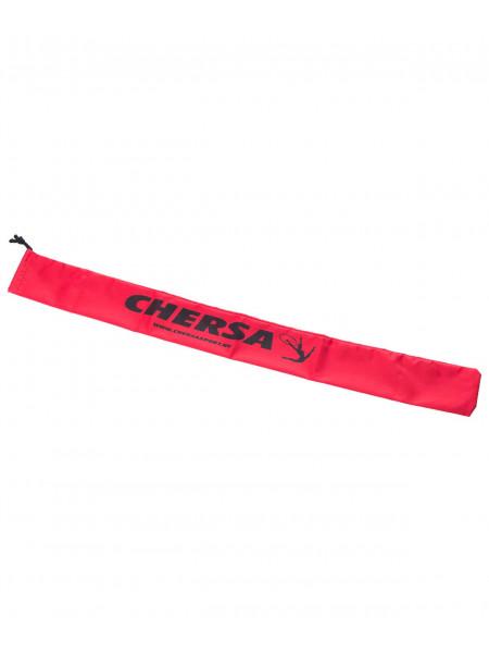 Чехол для палочки с лентой CHERSA, красный
