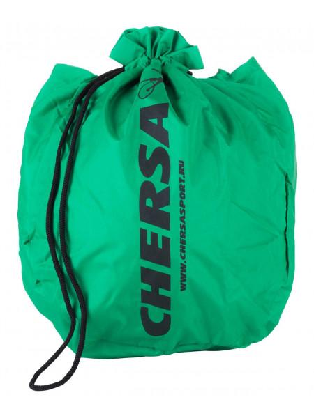 Чехол для мяча для художественной гимнастики CHERSA, зеленый