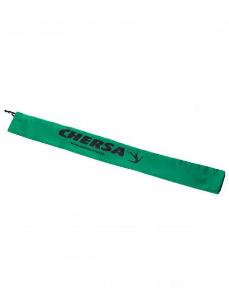 Чехол для палочки с лентой CHERSA, зеленый