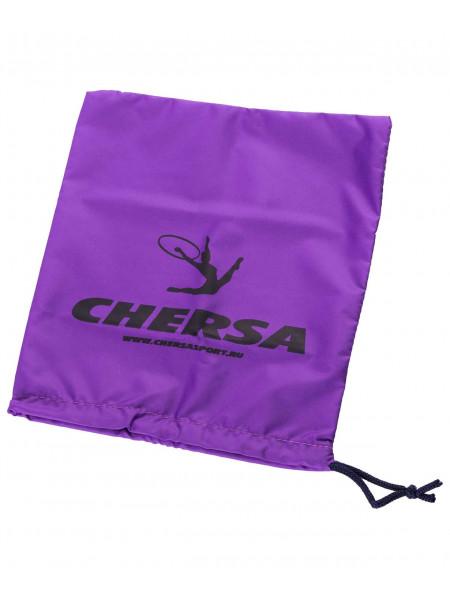 Чехол для скакалки для художественной гимнастики CHERSA, фиолетовый