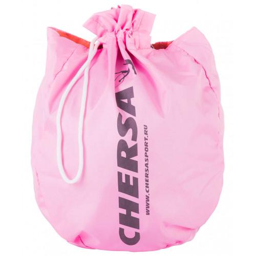 Чехол для мяча для художественной гимнастики CHERSA, розовый