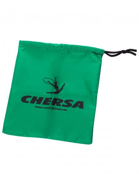 Чехол для скакалки для художественной гимнастики CHERSA, зеленый