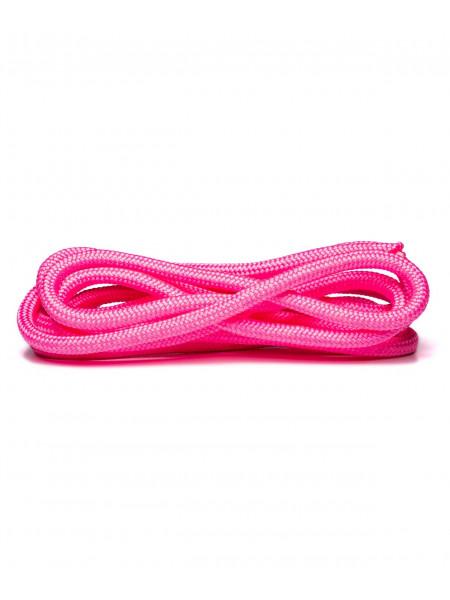 Скакалка для художественной гимнастики Amely RGJ-104, 3 м, розовый