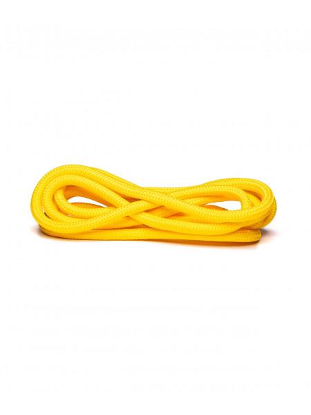Скакалка для художественной гимнастики Amely RGJ-104, 3 м, желтый
