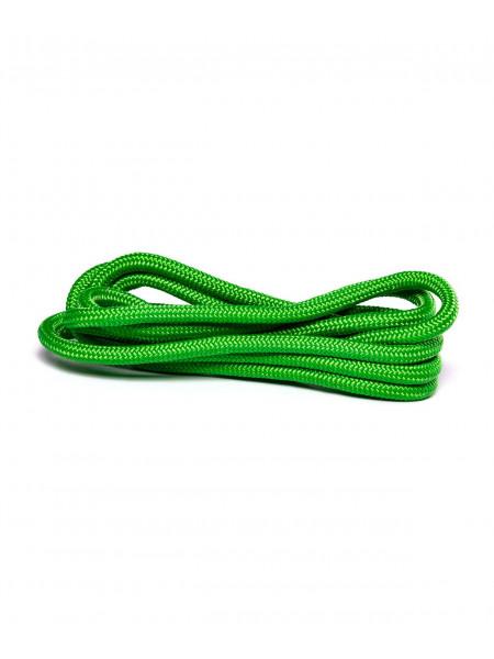 Скакалка для художественной гимнастики Amely RGJ-104, 3 м, зеленый
