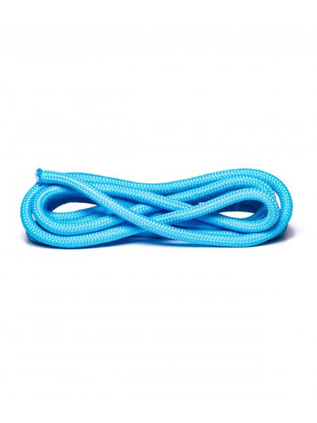 Скакалка для художественной гимнастики Amely RGJ-104, 3 м, голубой