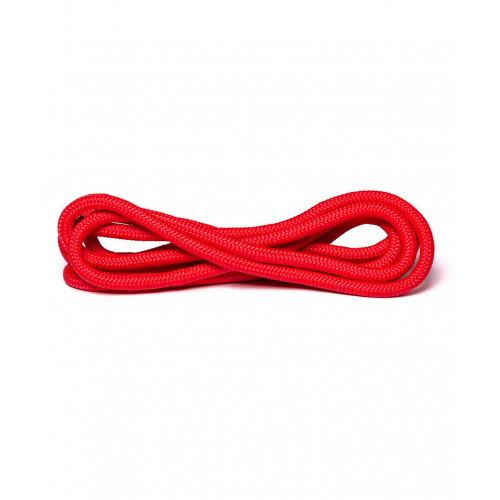 Скакалка для художественной гимнастики Amely RGJ-104, 3 м, красный