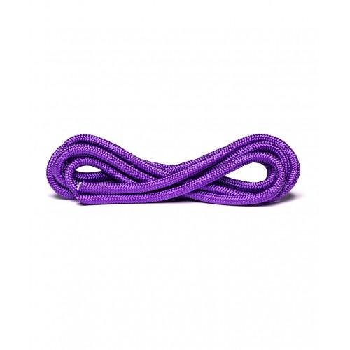 Скакалка для художественной гимнастики Amely RGJ-104, 3 м, фиолетовый