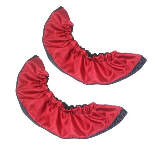 Чехлы для коньков мягкие AC-CHK-001, красный