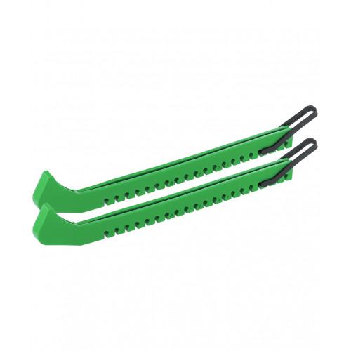 Чехлы Ice Blade для лезвий коньков, пара, зеленый