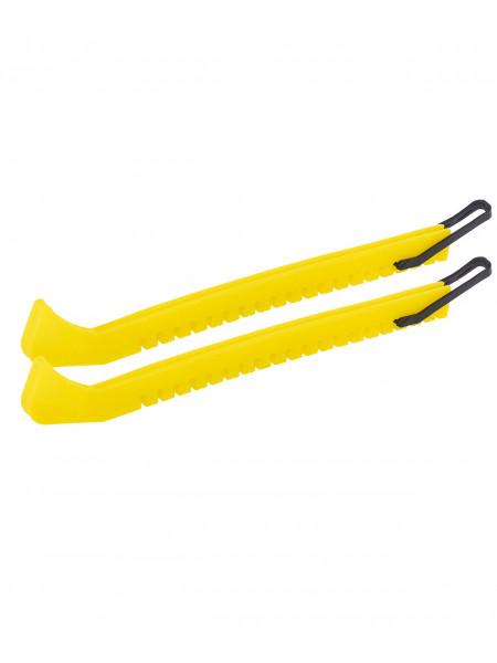 Чехлы Ice Blade для лезвий коньков, пара, желтый