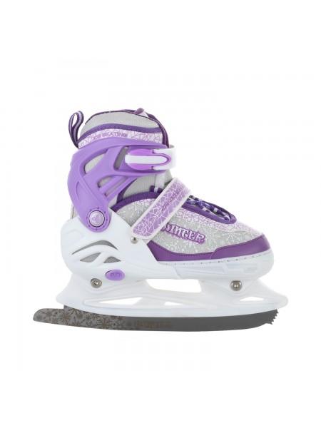 Раздвижные коньки Winter фиолетовый
