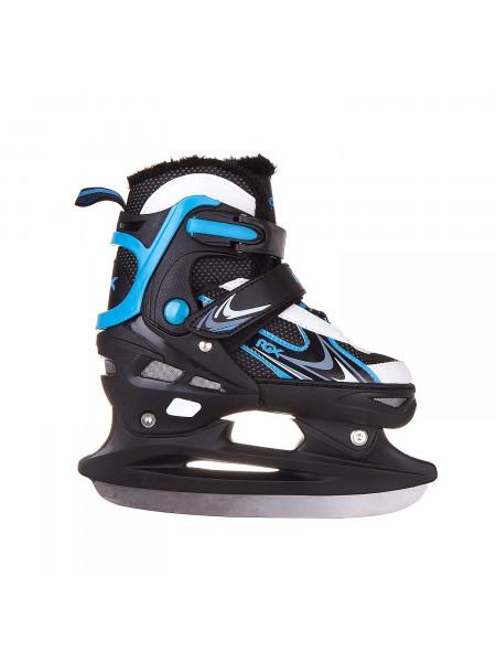 Раздвижные коньки RGX Freedom синий