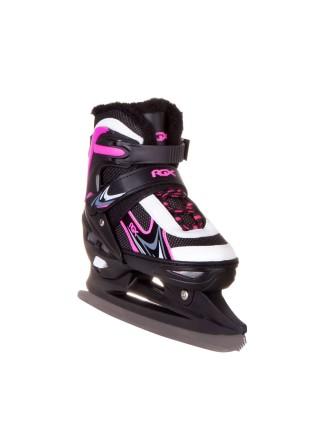 Раздвижные коньки RGX Freedom розовый