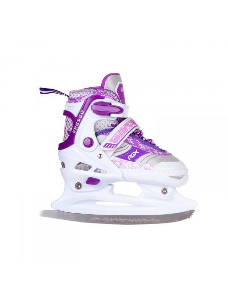 Раздвижные коньки RGX Fresco фиолетовый