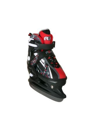 Раздвижные коньки RGX POINTER красный