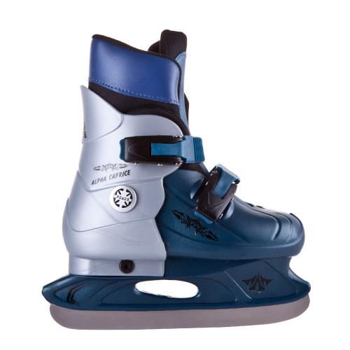 Раздвижные коньки Alpha Caprice PW-219 синий