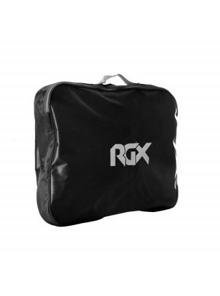 Раздвижные коньки RGX (со сменными роликами) Rocket красный